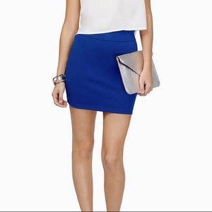 Forever New Aztec Bodycon Skirt